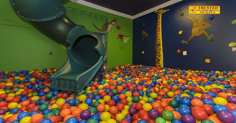 The kids also want a trap door and slide like this. [I used this image without permission!]